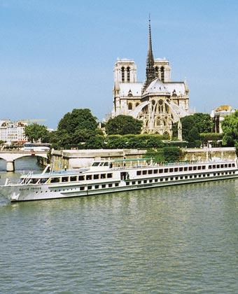 CroisiEurope River Seine Cruises From Paris Through Normandy To Honfleur
