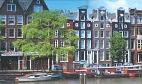 Amsterdam Short Break Cruise through Holland and Belgium