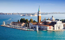 Venice and Historic Italy Cruise