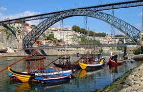 Porto and the Douro River Cruise through Portugal
