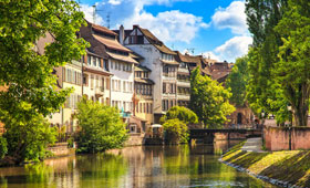 Strasbourg and Alsace